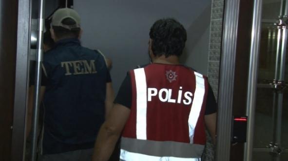 30 ilde FETÖ operasyonu: Çok sayıda gözaltı var!
