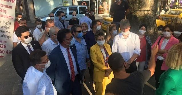 Akşener'i örnek alan İYİ Parti harekete geçip İzmit sokaklarına indi!