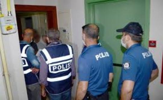 Aranan şahıslara operasyon: 19 kişi yakalandı!