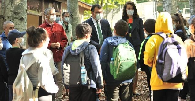 Gölcük Belediyesi Eriklitepe Tesisleri özel yetenekli çocukları ağırladı