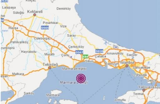 İstanbul'da meydana gelen depremle ilgili ürküten açıklama!