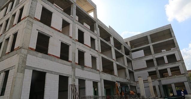 Kandıra'daki yeni hizmet binası 14 bin m2 ve 7 katlı olacak!