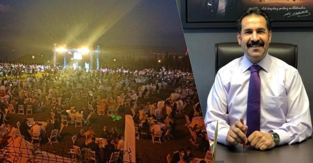 Kocaeli'de oğluna yaptığı düğünü savunan AKP'li Cemil Yaman 'pes' dedirtti!