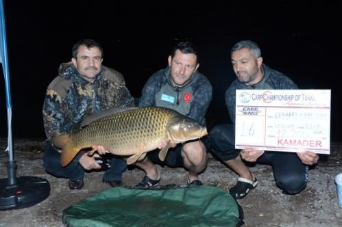 """14. Sazan Balığı Tutma Yarışması """"CARP WARS - SAPANCA LAKE 2020"""" organizasyonu iptal!"""