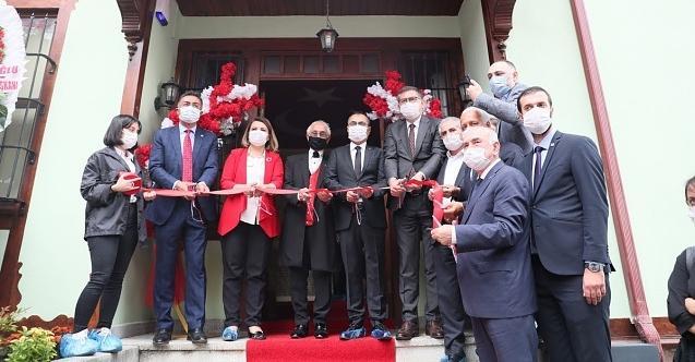 Atatürk Müzesi kapılarını bayram coşkusuyla açtı...
