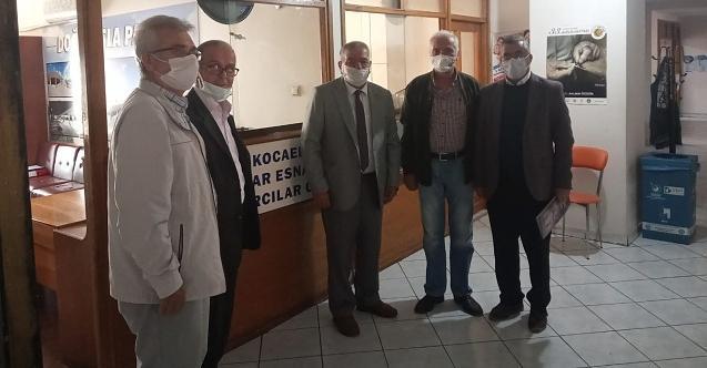 CHP Kocaeli STK ile İlişkiler ve Örgütlenme Komisyonu, meslek odalarına ziyaretlere başladı