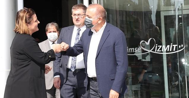 CHP Milletvekili Gürsel Tekin Kocaeli'ye geldi, Hürriyet'i ziyaret etti