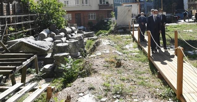 'Çukurbağ Arkeoloji Projesi' finale kaldı!