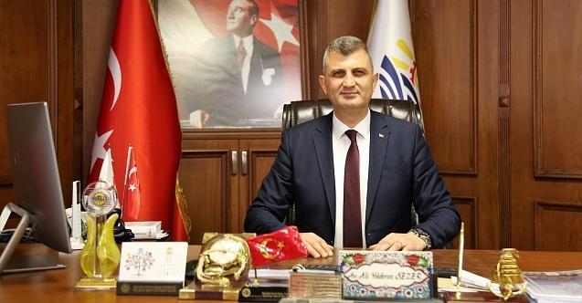 Gölcük Belediye Başkanı Ali Yıldırım Sezer'den 29 Ekim mesajı: 'Tarihte eşine az rastlanan kahramanlık destanı'!
