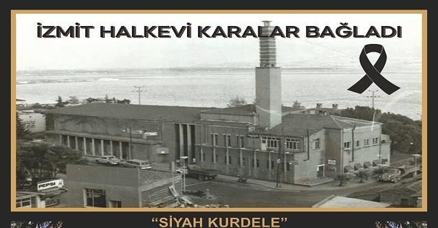 """Hüseyin Erol çağrı yaptı: """"Halkevi'nin bahçesine siyah kurdela bağlayacağız!"""""""