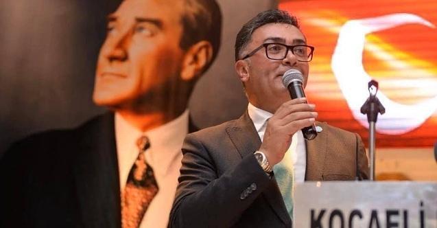 İYİ Parti Kocaeli İl Başkanı Şanbaz Yıldız: 'Cumhuriyet yürüyüşümüze tüm halkımızı davet ediyoruz'!