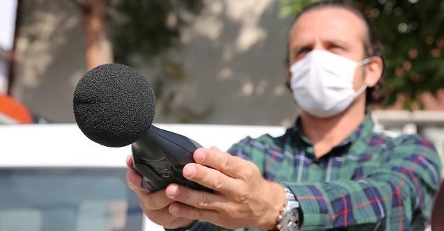 Kocaeli'de gürültü kirliliğine 280 bin liralık ceza kesildi!