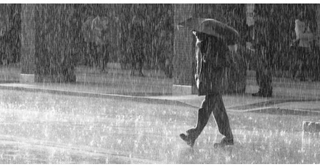 Kocaeli yağmurun etkisine giriyor!