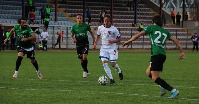 Kocaelispor aradığı golü bulamadı! Niğde Anadolu FK 0-0 Kocaelispor
