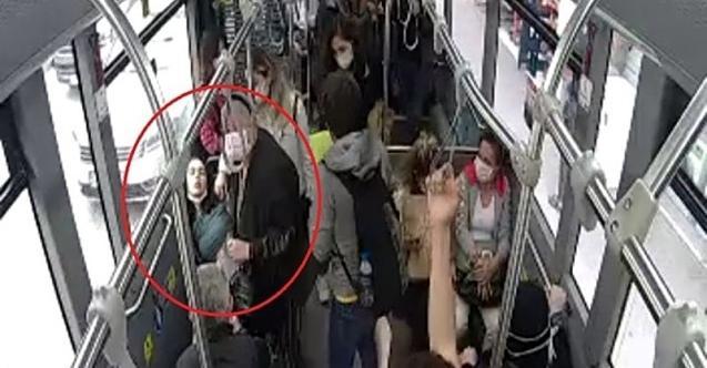 Otobüs şoförü fenalaşan genç kadını hastaneye yetiştirdi!