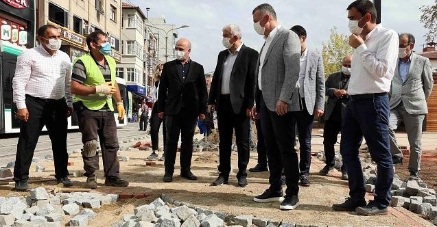 """""""Pişmaniyeciler Meydanı 29 Ekim'de tamamlanacak!"""""""