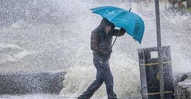 Sağanak yağış uyarısı Kocaeli Valiliğinden geldi!