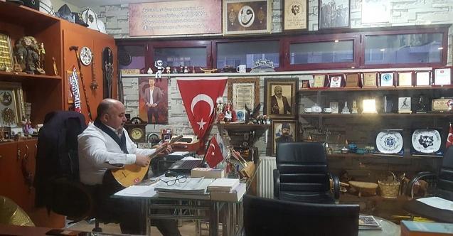 Türk Ocakları Kocaeli Şube Başkanı da yazılarıyla 7x24 Kocaeli'de!