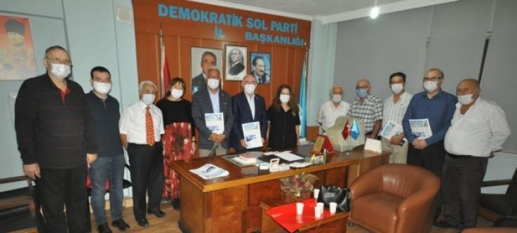 Vatan Partisi'nden DSP'ye iade-i ziyaret!