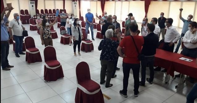 Vatandaş, Kocaeli'de ÇED'e geçit vermiyor! Gübretaş'ın toplantısı da iptal edildi!