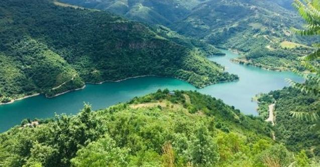 Yuvacık Barajı'nda su seviyesi gittikçe düşüyor!