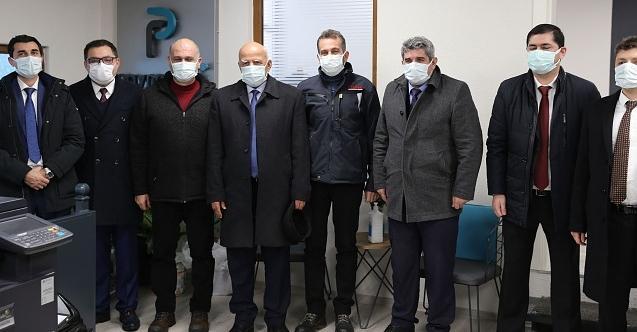 KOTO- Tacikistan iş görüşmelerine pandemi engeli yok