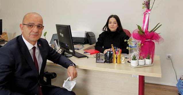 Aydın Ünlü'nün Kızı Büyükşehir'de işe başladı!