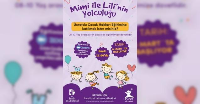 Mimi ve Lili'nin Yolculuğu 6 Mart'ta başlıyor