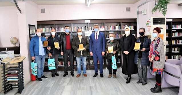 Başkan Sezer, 'en çok kitabı' okuyanlarla buluştu