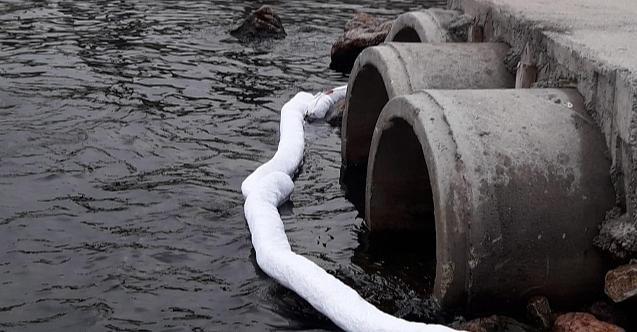 """Büyükşehir açıkladı: """"Plajyolu Sahili'ndeki kirliliğin sebebi tespit edildi"""""""