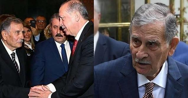 Eski başbakanlardan Yıldırım Akbulut, yaşamını yitirdi