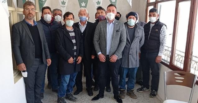 Gelecek Kandıra'da Başkan Turan Şener