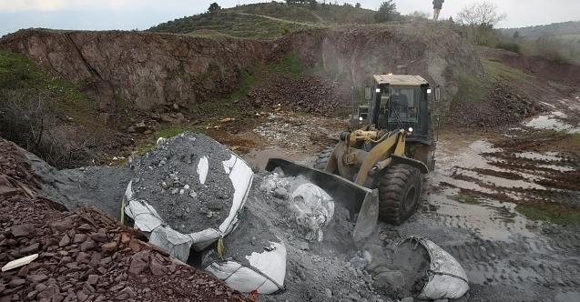 İlimtepe'de atık dökenler hakkında adli işlem başlatıldı!