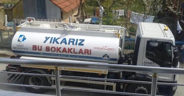 İzmit Belediyesi'nin araç giydirmeleri vatandaşları gülümsetiyor