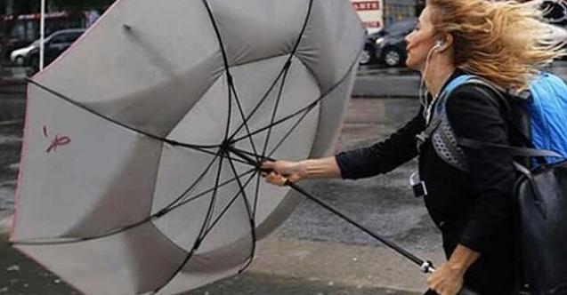 """Kocaeli'ye fırtına uyarısı: """"Kuvvetli rüzgara dikkat!"""""""