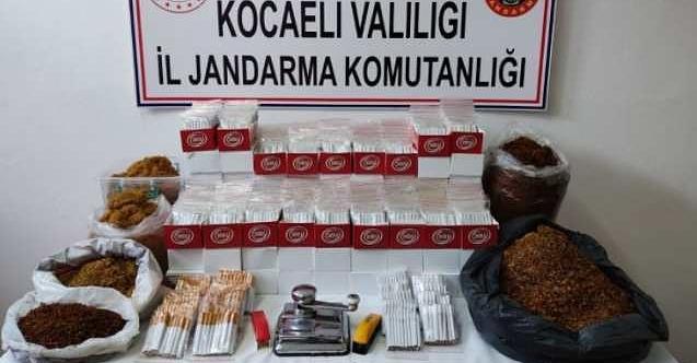 Marketlere kaçak sigara operasyonu