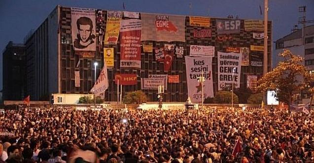 Gezi Direnişi 8'inci yılında!
