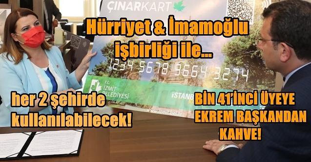 'Çınar' sloganıyla bir projeye daha imza atıldı!