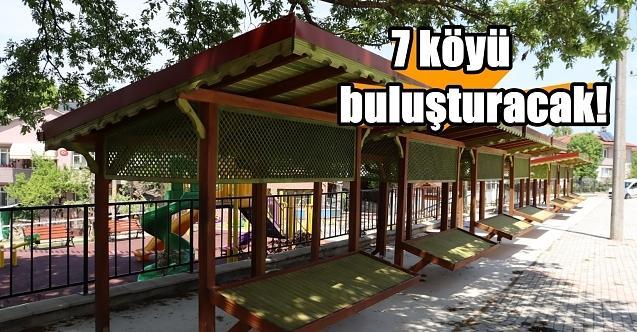 İzmit Belediyesi KaraabdülbakiÜretici Pazarı hizmete hazır