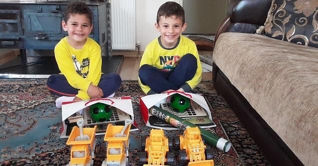 İzmit Belediyesi, Kocaelisporluyüzlerce çocuğu mutlu etti