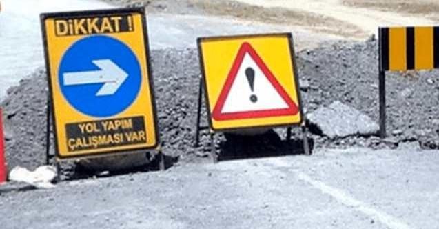 Kandıra, Safalı ve Çalköy arası yol asfaltlanıyor
