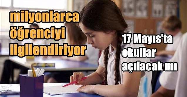 Milli Eğitim Bakanlığı açıkladı!