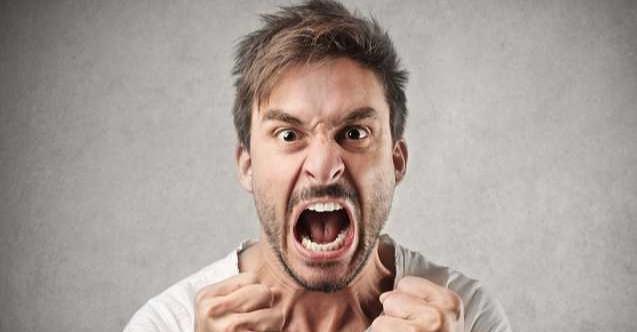 """""""Öfke sağlıklıdır, önemli olan kontrol edebilmek"""""""