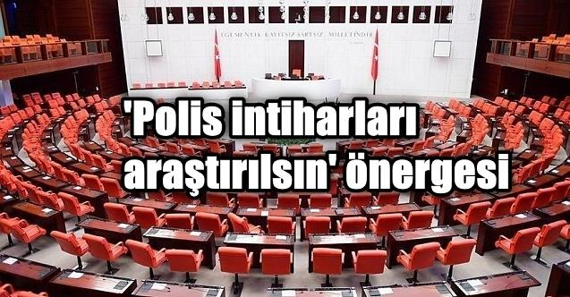 AKP ve MHP oylarıyla reddedildi