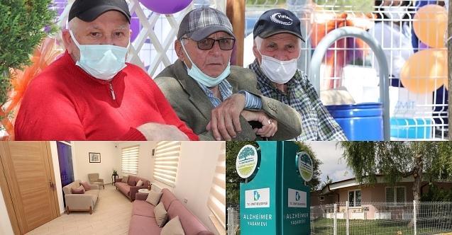 Alzheimer Yaşam Evihasta kabulüne başladı!