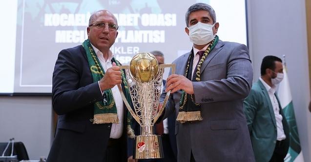Başkan Bulut: Kocaelispor için kentin tamamı elini taşın altına koymalı