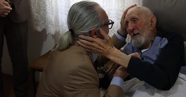İzmit Belediyesi, İzmit'in en yaşlı babasını unutmadı