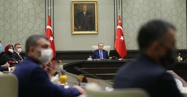 Kabine toplantısı bugün: Yeni normalleşme adımları masaya yatırılacak