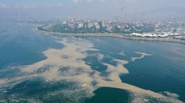 Marmara Denizi'nde 30 metre derinliğe oksijen verilecek