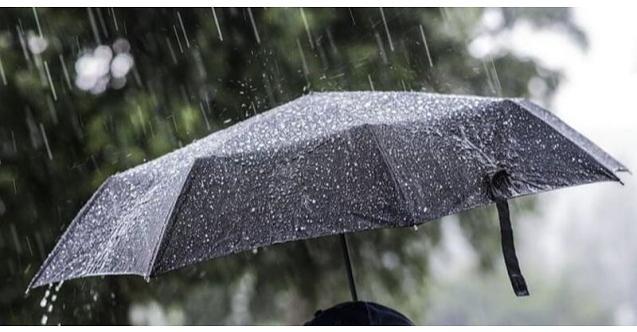Meteoroloji'den 5 bölge için kuvvetli sağanak uyarısı!